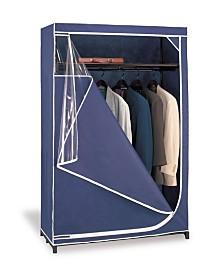 Organize it All Deluxe Storage Wardrobe, Blue