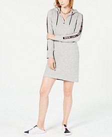 Tommy Hilfiger Sweatshirt Dress, Created for Macy's
