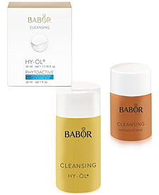 Receive a FREE Hy-ol + Phytoactive Hydro Base set with $45 Babor purchase! (an $18 value!)