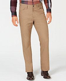 Alfani Men's Regular-Fit Pants, Created for Macy's