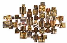 Artisan Cluster Wall Art, Quick Ship