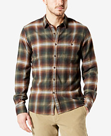Dockers® Men's Stretch Flannel Shirt