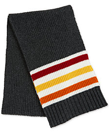 Nautica Men's Retro Striped Scarf