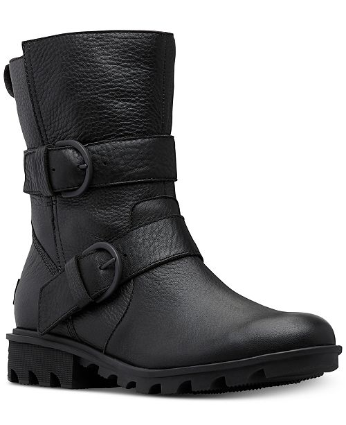 195df55b Sorel Women's Phoenix Moto Boots & Reviews - Boots - Shoes - Macy's
