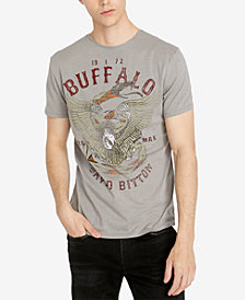 Buffalo David Bitton Men's Tiblu Graphic T-Shirt