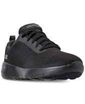 6de628721 Skechers Women s GOwalk Joy - Paradise Wide Width Casual Walking Sneakers  from Finish Line
