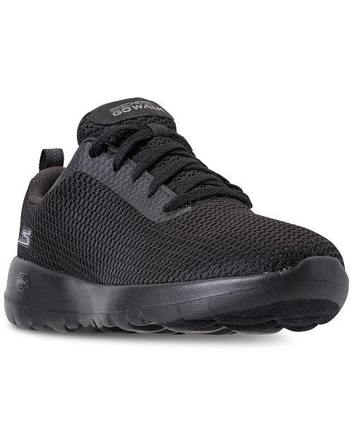 6ee842990fef ... Skechers Women s GOwalk Joy - Paradise Wide Width Casual Walking  Sneakers from Finish Line ...