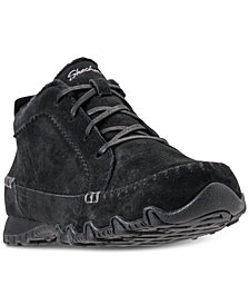 Skechers Women's Relaxed Fit: Bikers - Lineage Athletic Walking Sneakers from Finish Line