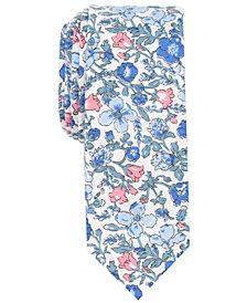 Original Penguin Men's Sydney Floral Skinny Tie