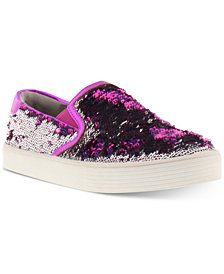 Kenneth Cole Toddler & Little Girls Kam Lee Sequence Sneakers