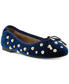 Sam Edelman Little & Big Girls Felicia Pearl Flats