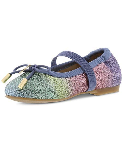 c82e03b6e3148 Sam Edelman Toddler Girls Felicia Rainbow Ballet Flats   Reviews ...
