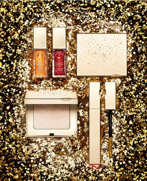 Clarins Shimmer & Shine Collection