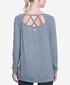 Gaiam Ruby Strappy-Back Tunic