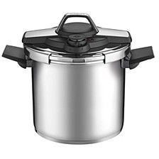 Professional Collection Stainless Steel 8qt Pressure Cooker