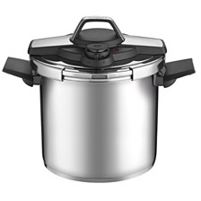 Cuisinart Professional Collection Stainless Steel 8qt Pressure Cooker