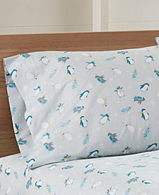 Premier Comfort Cozyspun All Seasons 4-PC Queen Sheet Set
