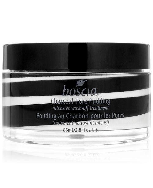 boscia Charcoal Pore Pudding Intensive Wash-Off Treatment, 2.8 oz.