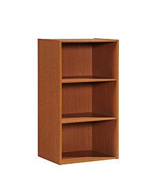 3-Shelf Bookcase in Cherry
