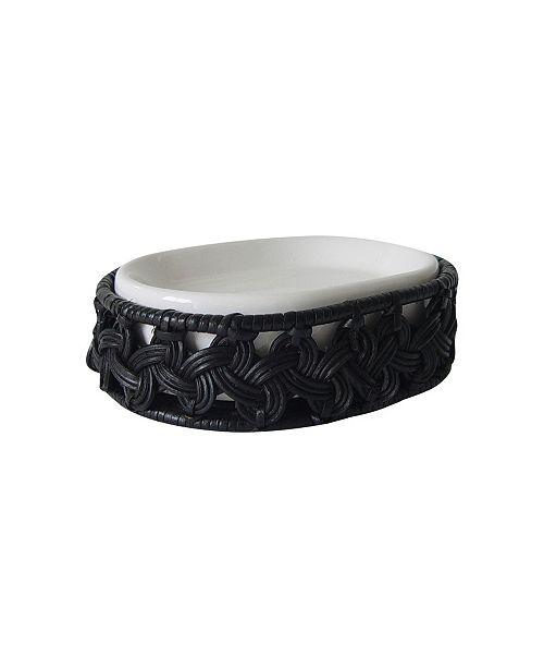Elegant Home Fashions Sebrina Soap Dish