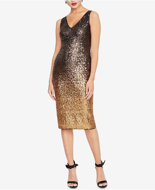 e9761688718 ... Sequined Sheath Dress  RACHEL Rachel Roy Ombr eacute  Sequined Sheath  ...
