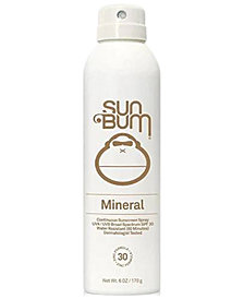 Sun Bum Mineral Continuous Sunscreen Spray SPF 30
