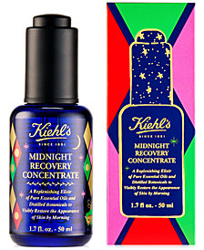 Kiehl's Since 1851 Limited Edition Midnight Recovery Concentrate, 1.7-oz.