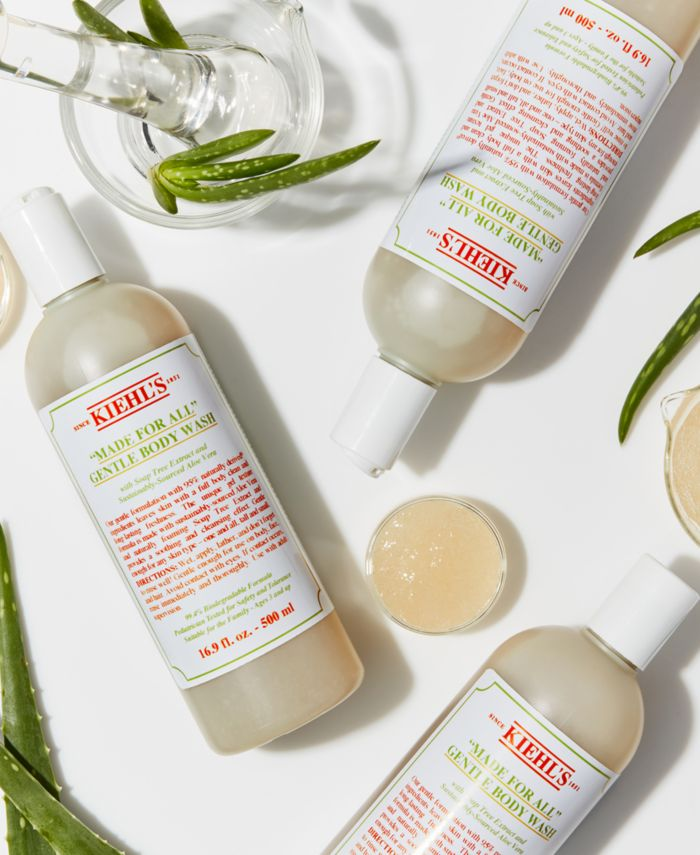 """Kiehl's Since 1851 """"Made For All"""" Gentle Body Wash, 16.9 fl. oz. & Reviews - Skin Care - Beauty - Macy's"""