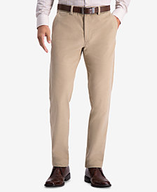Kenneth Cole Reaction Men's Slim-Fit Stretch Corduroy Dress Pants