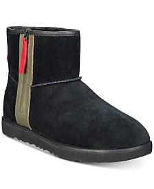 UGG® Men's Classic Waterproof Mini Zip Boots