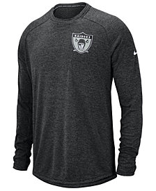 Nike Men's Oakland Raiders Stadium Long Sleeve T-Shirt