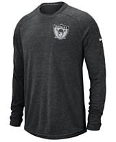 Nike Men s Oakland Raiders Stadium Long Sleeve T-Shirt cd75c4f70