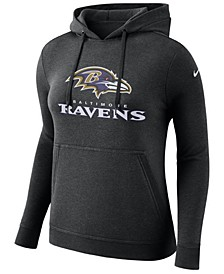 Women's Baltimore Ravens Club Pullover Hoodie