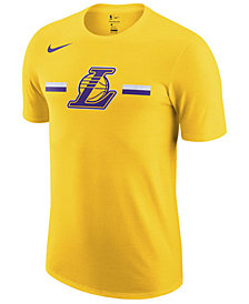 Nike Men's Los Angeles Lakers Essential Logo T-Shirt
