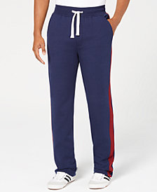 Club Room Men's Fleece Jogger Pants, Created for Macy's