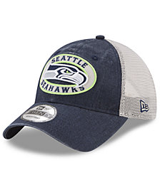 New Era Seattle Seahawks Patched Pride 9TWENTY Cap