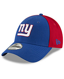 New Era New York Giants Team Blocked 9FORTY Cap