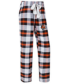 Concepts Sport Women's Cincinnati Bengals Headway Flannel Pajama Pants