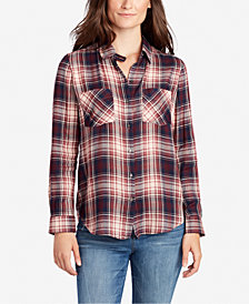 WILLIAM RAST Aidan Plaid Shirt