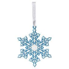 Wedgwood  Figural Snowflake Ornament