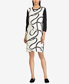 Lauren Ralph Lauren Printed Dress