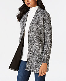 Charter Club Petite Open-Front Jacket, Created for Macy's