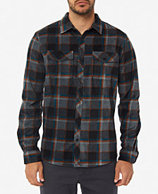O'Neill Men's Glacier Crest Long Sleeve Shirt