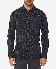Men's Phases Printed Long Sleeve Shirt
