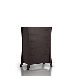 Arango 5 Drawer Chest