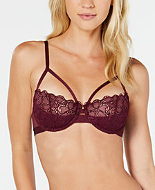 DKNY Superior Lace Cutout-Cups DK4501