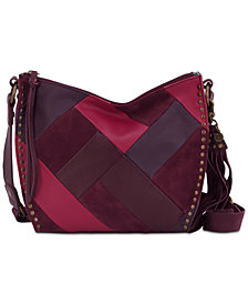 The Sak Silverlake Patchwork City Crossbody, Created for Macy's