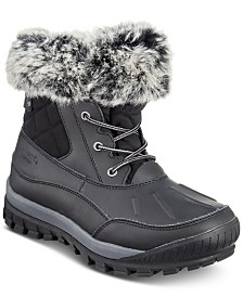 BEARPAW Women's Becka Cold-Weather Boots