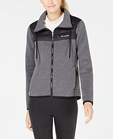 Columbia Northern Comfort Hybrid Adjustable-Collar Jacket