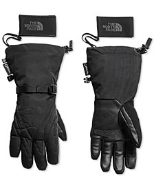 The North Face Montana Gore-Tex Fleece-Lined Gloves